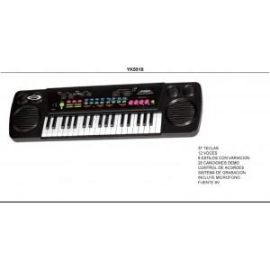 ORGANO MUSICAL YK 5518 37 TECLAS