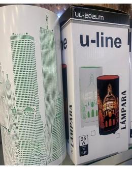 LAMP DE MESA U-LINE 202LM