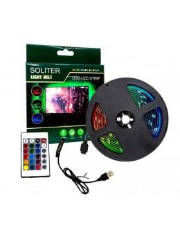 TIRA DE LED P/TV USB RGB