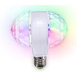 FOCO DOBLE LED