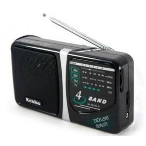 RADIO PORTATIL K 204 PILAS GRANDES