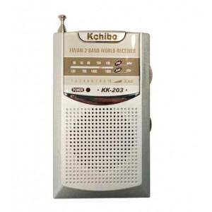 RADIO PORTATIL KACHIBO 203