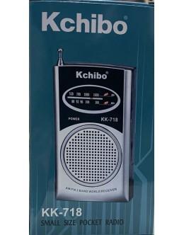 RADIO PORTATIL K 718