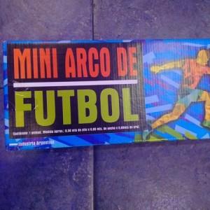 ARCO DE FUTBOL MEDIANO 0.50 X 0.80 MTS